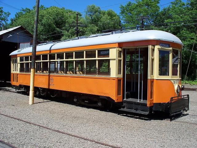 Johnstown Traction 357
